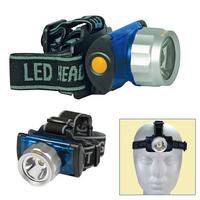 3-Mode 3 Watt (120 Lumens) Head Lamp