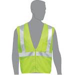 Class 2 Compliant Mesh Safety Vest