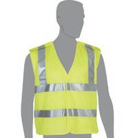 Class 2 Compliant 5-Point Break Away Mesh Vest