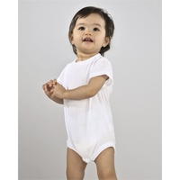 Infant SubliVie Infant Sublimation Polyester Bodysuit