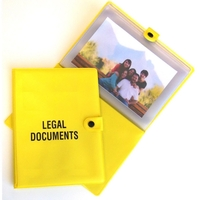 The Protector Document and Photo Holder