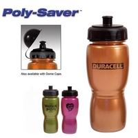 18 OZ. Metallic Poly-Saver Mate Bottle - Closeout