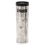 16 oz Stainless Steel Insulated Travel Mug