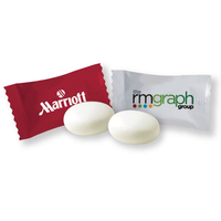 Individually Wrapped Mentos Pillow Mints