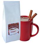 Gourmet Hot Chocolate - White Foil