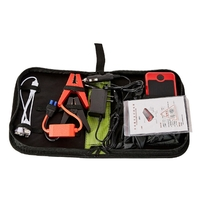 12000mAh Multi Function Car Jump Starter Power Bank - UL Cab