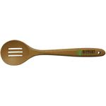 Heavy Duty Beechwood Slotted Spoon