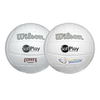 Wilson (R) Premium Synthetic Leather Volleyball