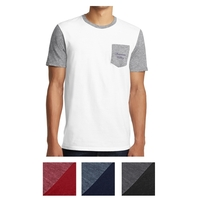 District Young Men's Very Important Tee With Contrast Sle...