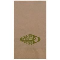 1-Ply Kraft Dinner Napkin 1/8 fold
