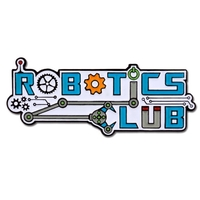 Robotics Club Pin