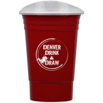 16 Ounce Tumbler with Lid