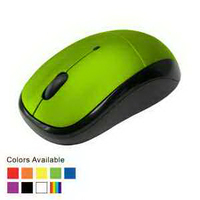 Dimple Optical Wireless Mouse