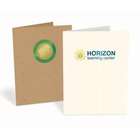 Presentation Folder - 2 Color Foil-Stamped