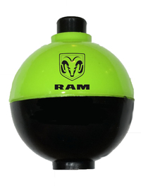 Fishing Bobber / Fishing Float Green Black