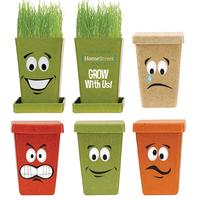 Expression Planter, 1-Pack Planter, Full Color Digital