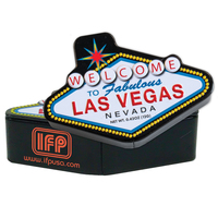 Las Vegas Tin with Peppermints