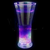 BLANK LED 12oz Slender Pilsner Cup - Multicolor