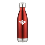 17 oz. Stainless Steel Copper lined Insulated Romper Bottle