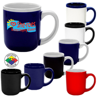 17oz Las Vegas Mug, spot color