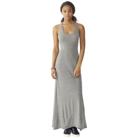 Ladies' Racerback Eco-Jersey Maxi Dress