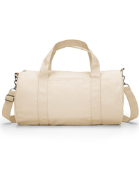 UltraClub by Liberty Bags Grant Cotton Canvas Duffel Bag