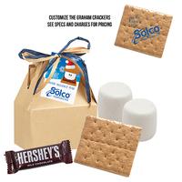 Mini Gable Box With S'mores® Kit