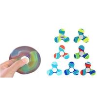 Color silica gel fingertip