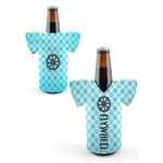 Full Color Sport Jersey 12oz Bottle Coolie - Factory Direct