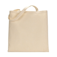 UltraClub by Liberty Bags Nicole Cotton Canvas Tote
