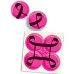 Breast Cancer Awareness Quad-Dots (R)