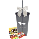 Nurses Are Awesome Candy Tumbler