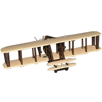 Hot Wings Wright Flyer