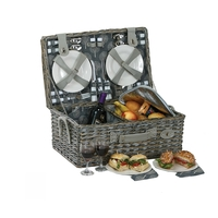 Nantucket 4 person picnic basket