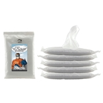 10 Pack Sanitizer Wipes in Sealed Pack