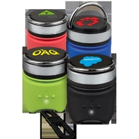 Sound Cylinder Bluetooth Waterproof Mobile Speaker