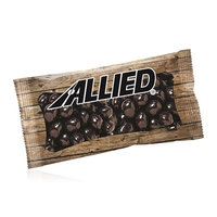 1oz. Full Color DigiBag with Dark Chocolate Espresso Beans