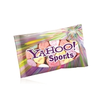 1/2oz. Full Color DigiBag with Imprinted Conversation Hearts