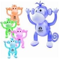 """Inflatable Zoo Animal - 24"""" Monkey"""