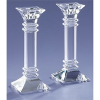 "Marquis by Waterford, 8"" Treviso Candlesticks"