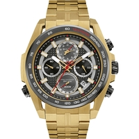 Bulova Men's UHF Precisionist Collection Bracelet Watch