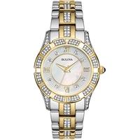 Bulova Women's Diamond Bracelet