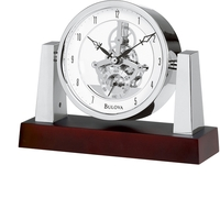 Bulova Largo tabletop clock