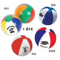 """Beach Ball 12"""" - E614"""