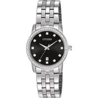 Citizen Ladies' Quartz Watch With Swarovski®Crystals