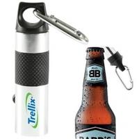 The Weston Flashlight Bottle Opener