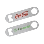 Mini Paddle Style Stainless Steel Bottle Opener