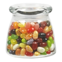 Glass Vibe Jar with Jelly Belly® Jelly Beans