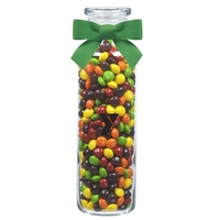 Glass Hydration Jar with Skittles (R)