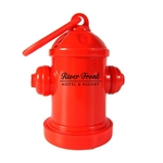 Fire Hydrant Dispenser - 1-Color Imprint